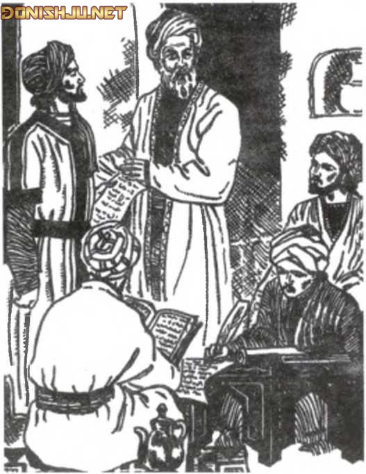 Касидаи «Модари май» ва шеъри мадҳия