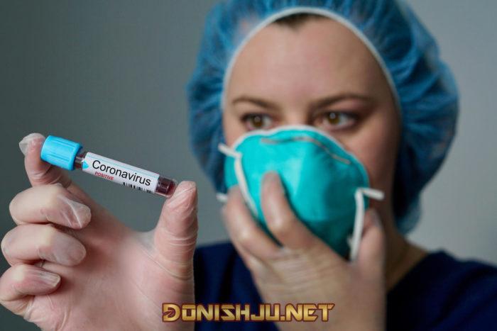 маълумот коронавирус точики