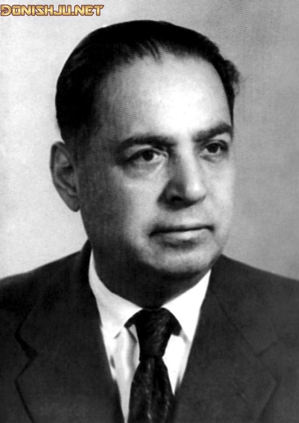 Бобоҷон Ғафуров
