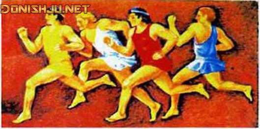 Бозиҳои олимпӣ чӣ гуна пайдо шудаанд?