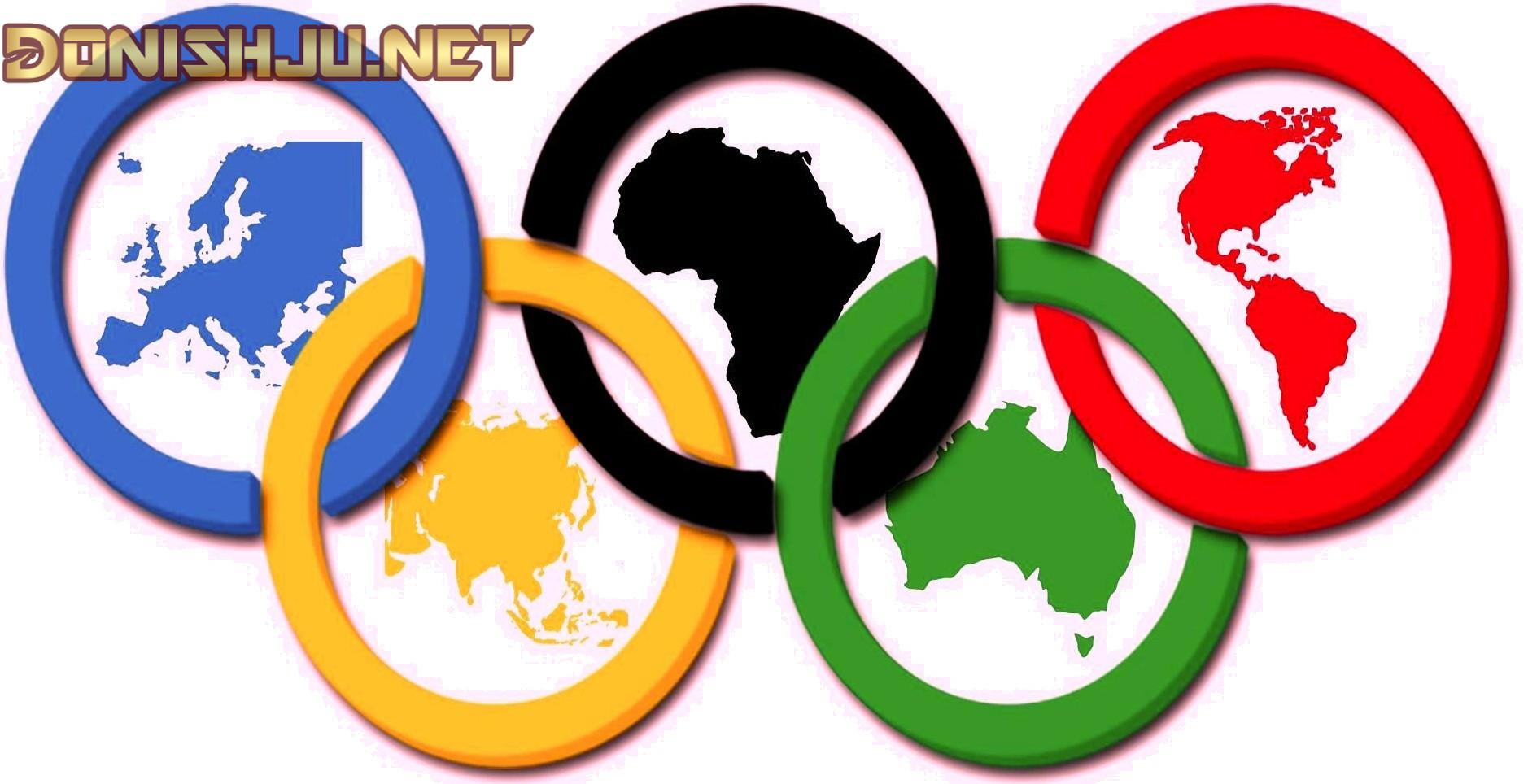 Нишони бозиҳои олимпӣ чӣ маъно дорад?