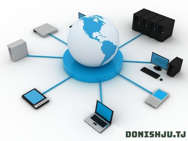 Маълумот дар бораи Web сервер