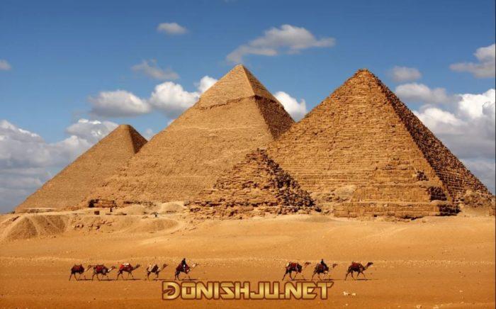 пирамидахои ахромхои миср