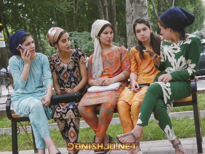 духтари точик, таджичка, девушки таджикистана